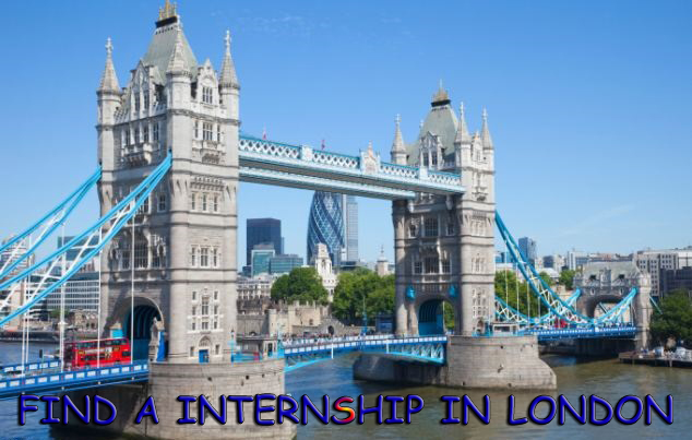 internships in london