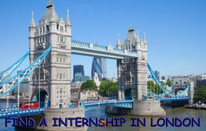 internship in london